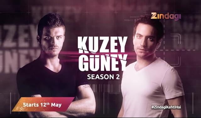 'Kuzey Guney Season 2' on Zindagi Tv Wiki Plot,Cast,Promo,Title Song,Timing