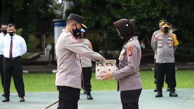 Kapolda Gorontalo Ajak Personel Peduli Bencana Sulbar