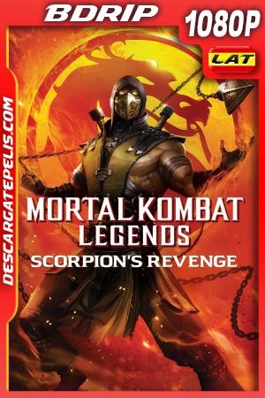 Mortal Kombat Legends: La Venganza de Scorpion (2020) 1080P BDRIP Latino – Ingles