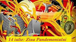 14 iulie: Ziua Pandemoniului