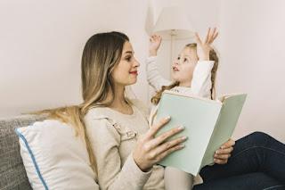 Aktivitas seru di rumah bersama anak