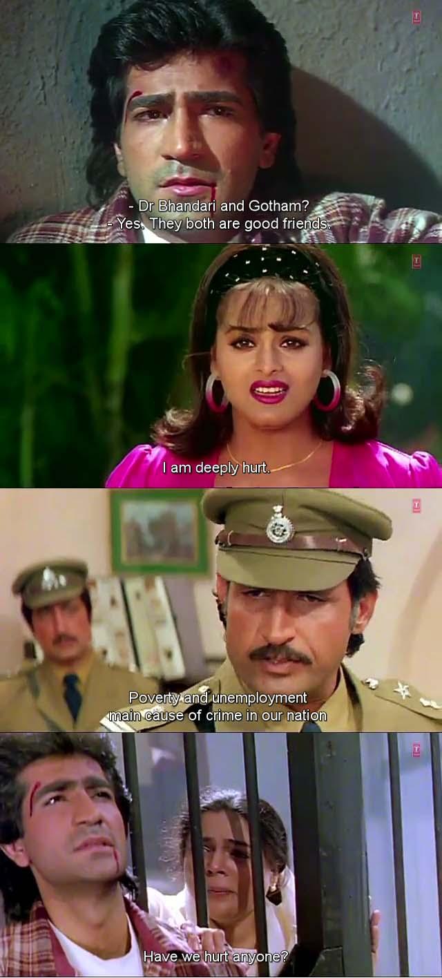 Bewafa Sanam 1995 Hindi 1CD DVDRip 600MB ESub Desirehub