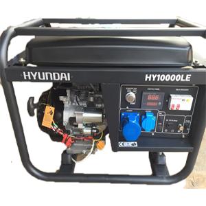 Máy phát điện Hyundai xăng HY10000LE-3