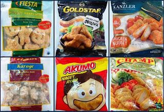 frozen food terdekat daerah Jogja