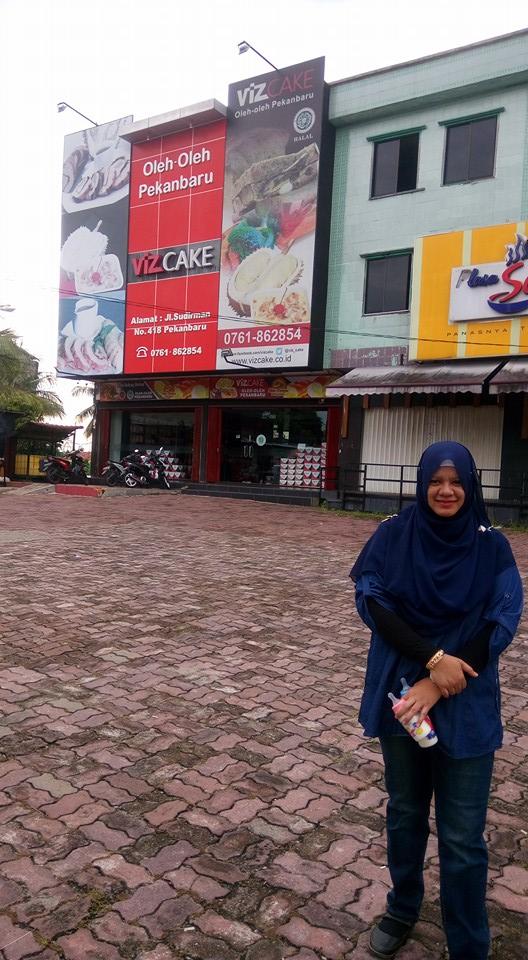 DUNIA FIRDAUS Jalan2 Di Pekanbaru