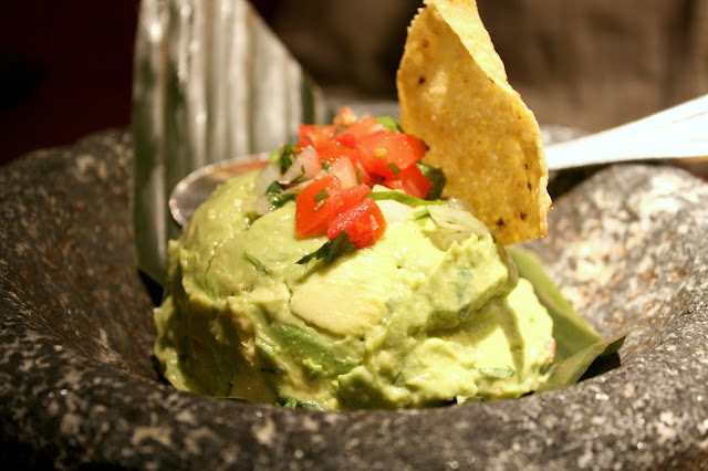 Freddy's Famous Guacamole at The Happ Inn