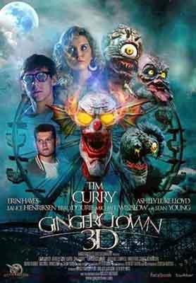 Gingerclown 2013 Poster de la película