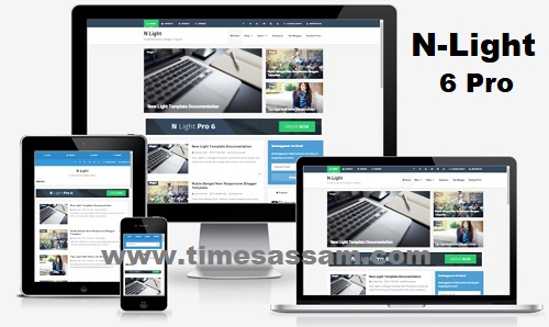 N Light Pro 6 faster template
