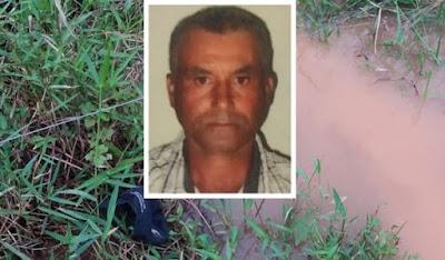 Homem é encontrado morto dentro de riacho no sul da Bahia.