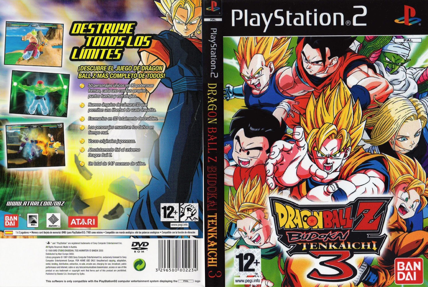 All Computer And Technology Download Game Ps2 Dragonball Z