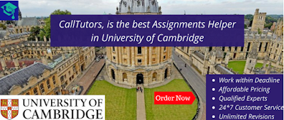 University Of Cambridge Assignment Help