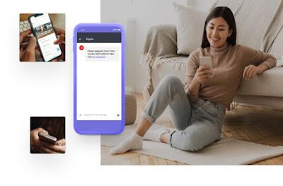 messaging telkomsel