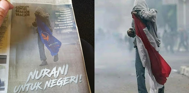 Iklannya Viral, Jubir Cawalkot Makassar: Tidak Ada Niatan Lain Kecuali Bentuk Apresiasi