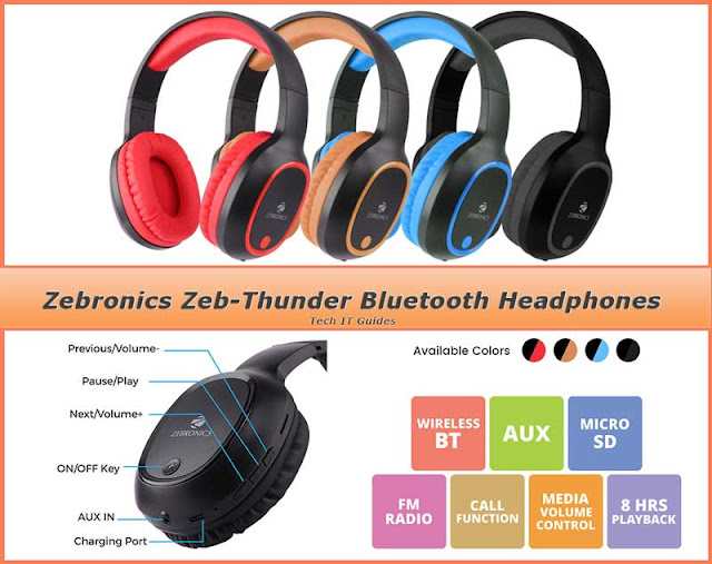 Full-Detailed-Specifications-of-Zeb-Thunder-Wireless-BT-Headphones