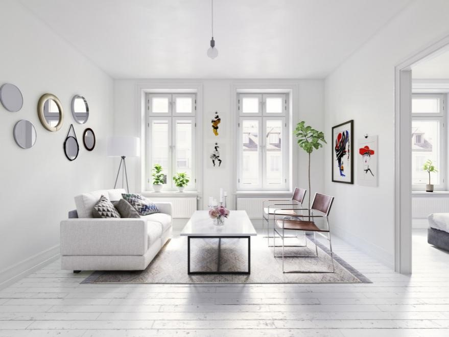 Living Room Interior Design Minimalist: Tips to Keep the Interior Simple and Interesting