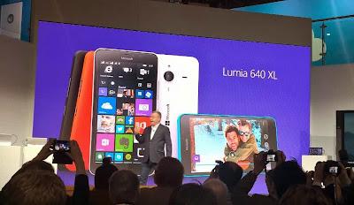 Harga HP Nokia/Microsoft Lumia 640 XL Terbaru