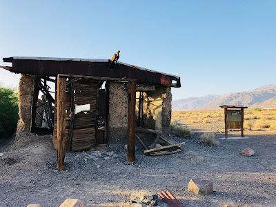 Death Valley - Ballarat Ghost Town.