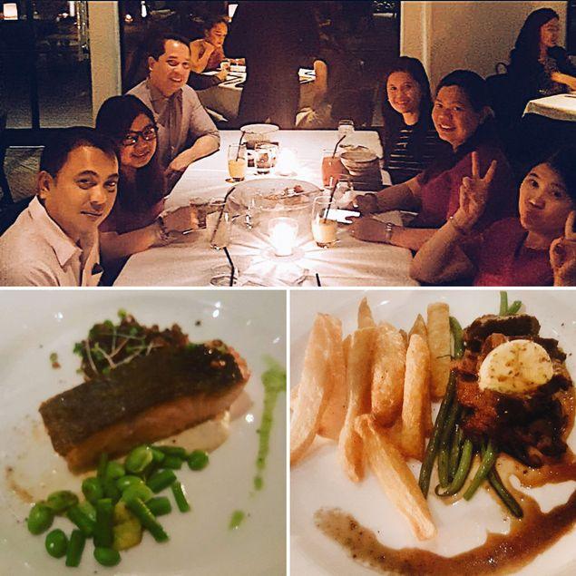 Blackbird Restaurant experience