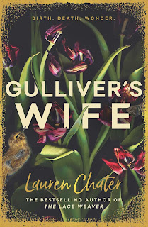 Gulliver's Wife by Lauren Chater cover