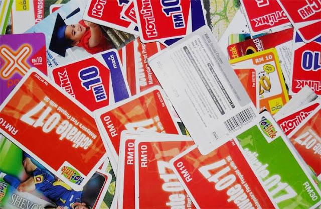 6 Kelebihan Membeli Isian Semula Kredit (Prepaid Topup) Secara Atas Talian