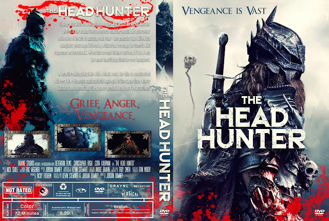 The Head Hunter DVD Cover