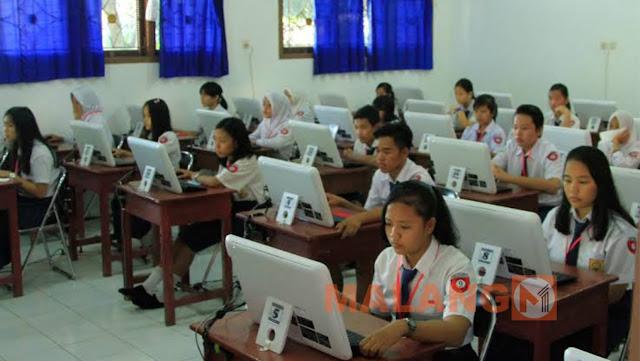 Laksanakan UNBK, 128 Sekolah Masih Numpang