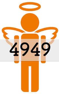 エンジェルナンバー 4949