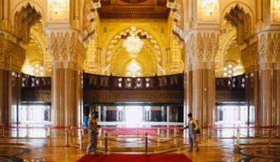 عاجل وبالصور.. مساجد المغرب تستعد لإستقبال المصلين غدا الأربعاء .بعدما ظلت مغلقة منذ مارس الماضي بسبب كورونا ✍️👇👇👇