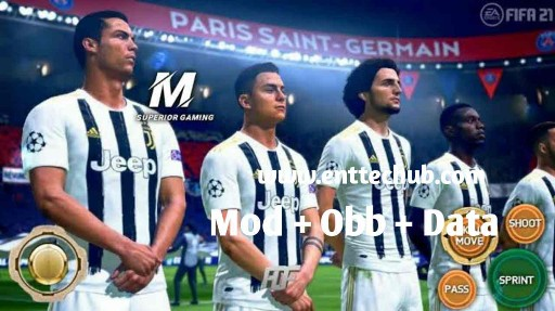 Features of  FIFA 21 Mod FIFA 14 Apk Obb Data Offline