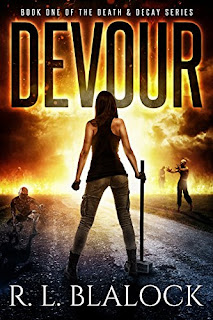 Devour by R.L. Blalock