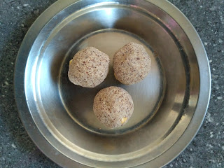 Sorghum flour Laddu