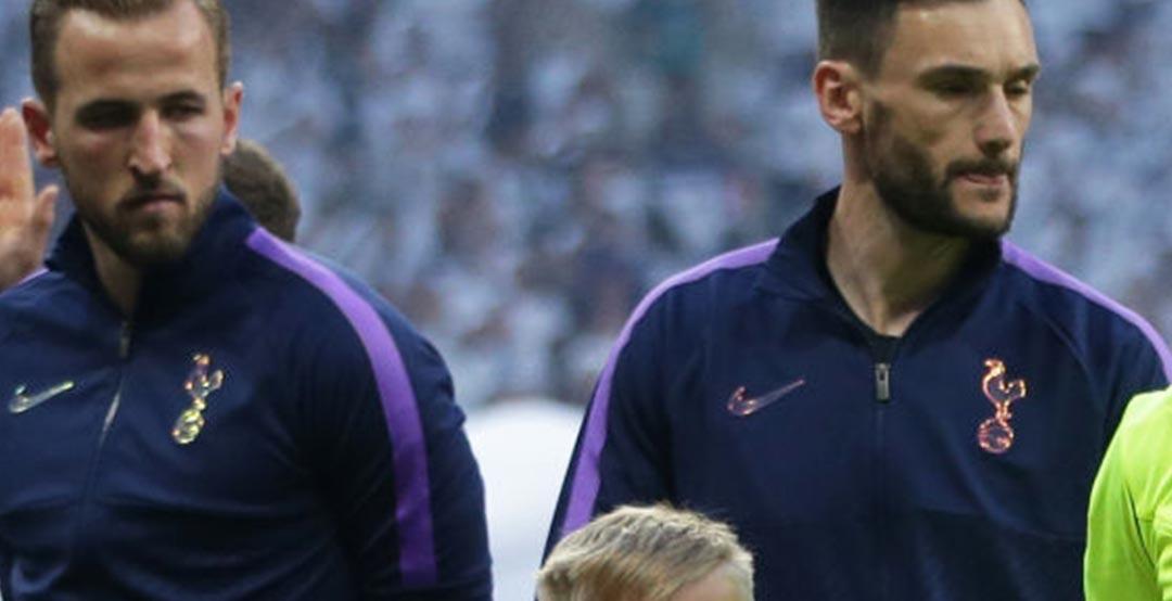 competitive price ba0a8 eef37 Tottenham Use Futuristic Unreleased Nike 19-20 Training At ...