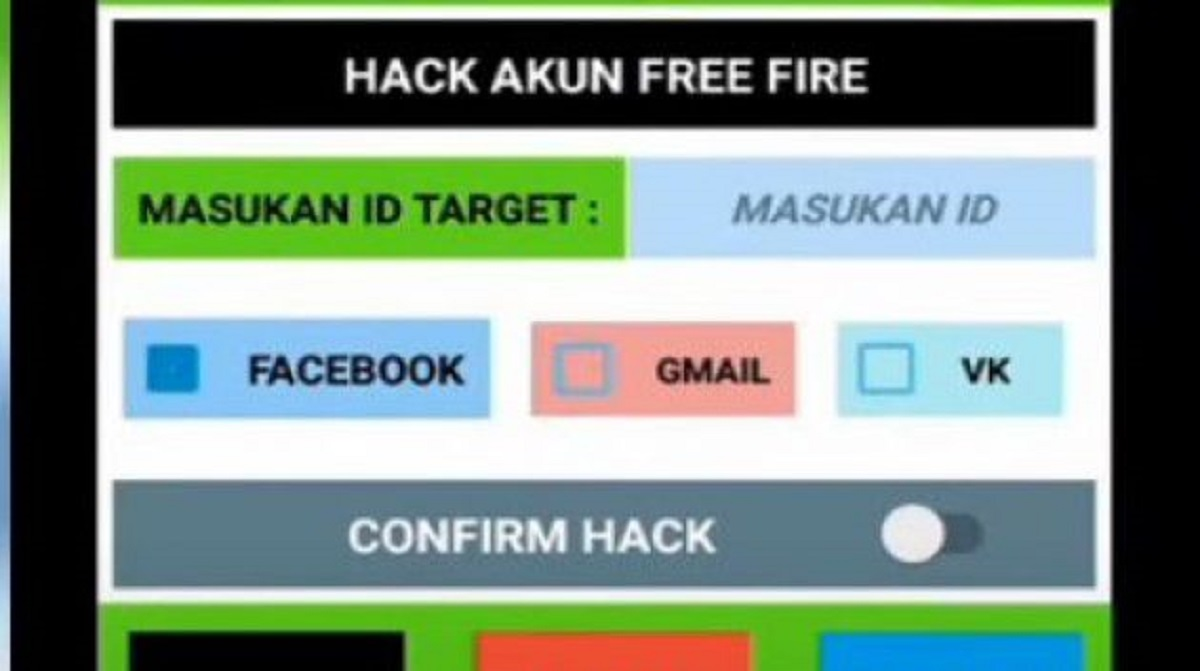 Apk Hack Akun Free Fire