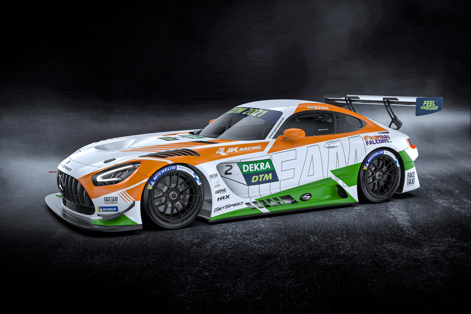 Mercedes-AMG Motorsport to race in DTM