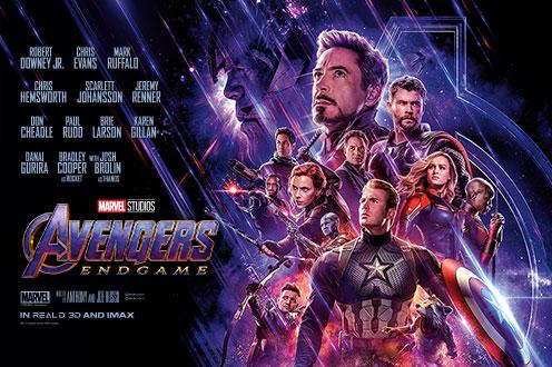 Avengers End Game, Adegan mengharukan dan Akhir Buat Thanos