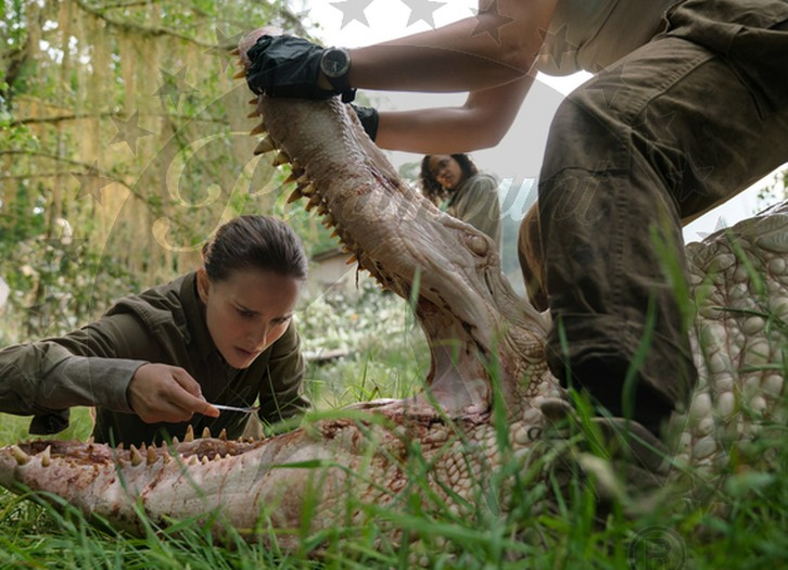 MOVIES: Annihilation - Trailers feat Natalie Portman, Jennifer Jason Leigh, Gina Rodgriguez