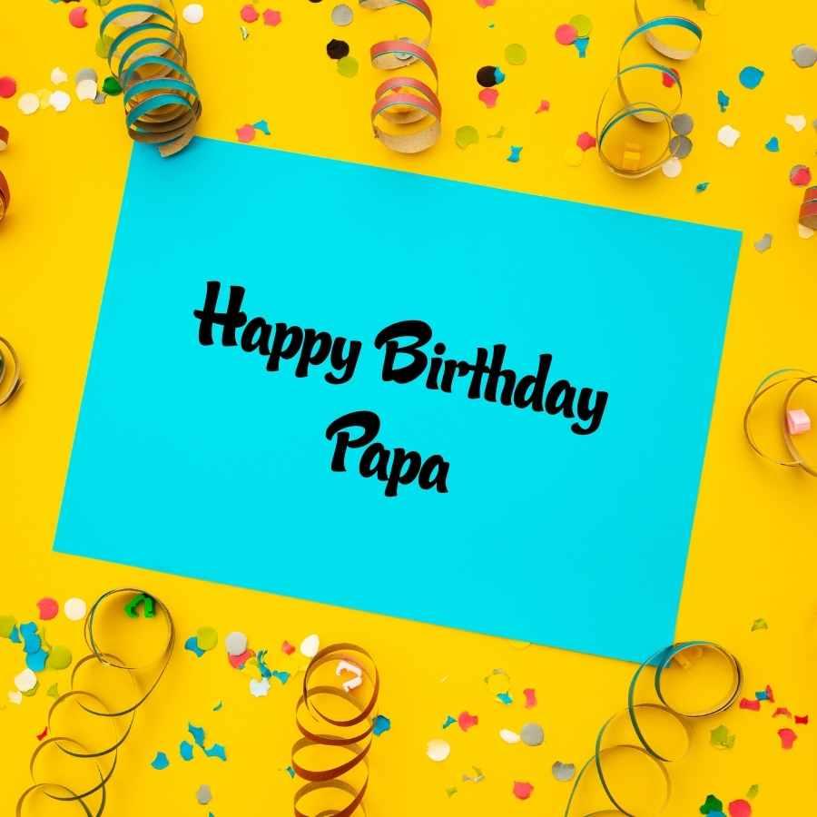 happy birthday papaji images