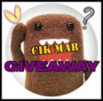 @1 july : Cik Mar Giveaway