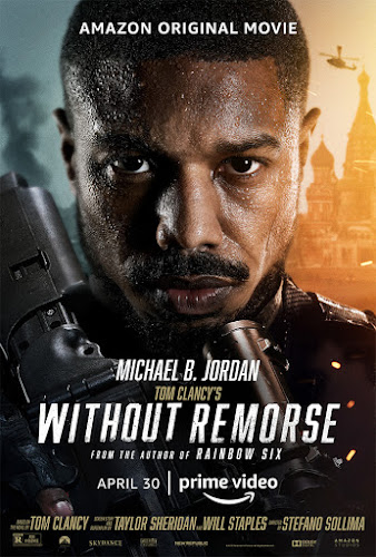 Tom Clancy's Without Remorse (Web-DL 720p Dual Latino / Ingles) (2021)