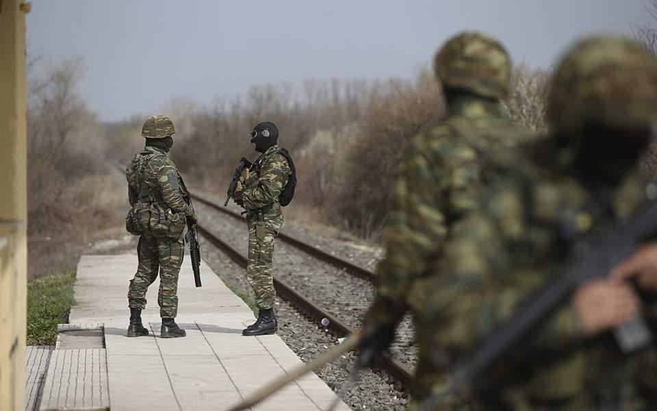 Θράκη: Νέος συναγερμός και ετοιμότητα στις Ένοπλες Δυνάμεις λόγω Τουρκίας