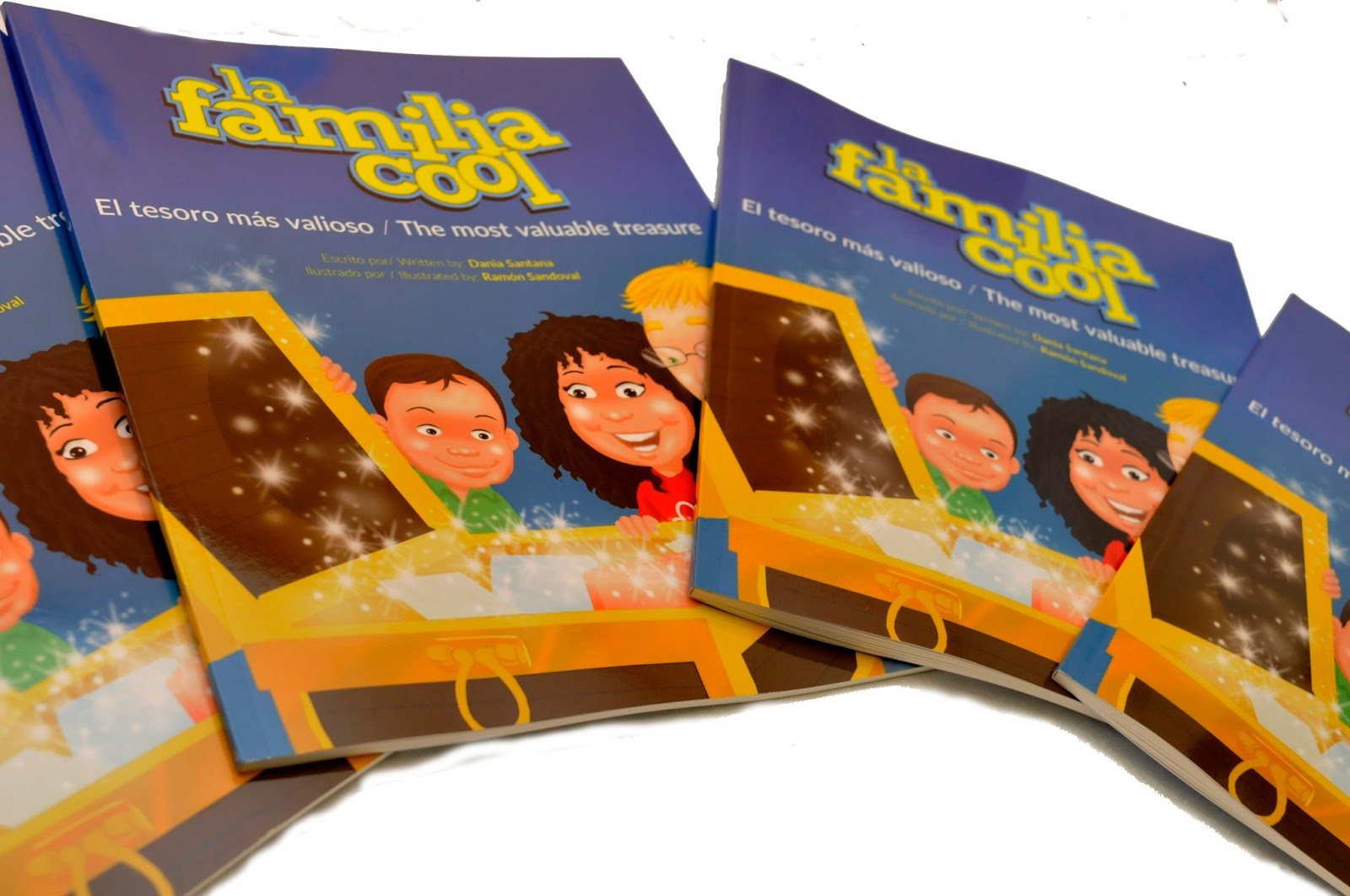 """Plaza Bilingüe presenta Libro """"La Familia Cool: el tesoro más ..."""