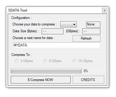 sdata tool.exe