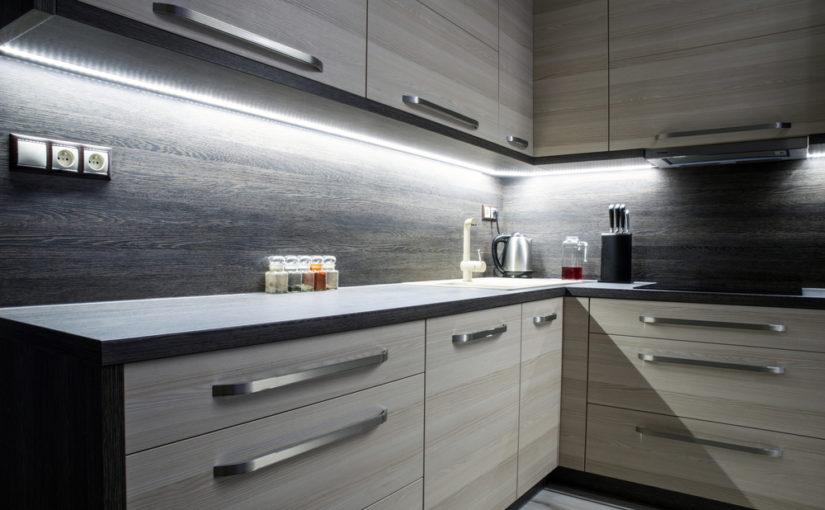 Co mo iluminar la cocina con luces tipo led blog de muebles - Led para cocina ...