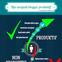 Menjadi blogger produktif ? cepat ikuti tips menarik ini.