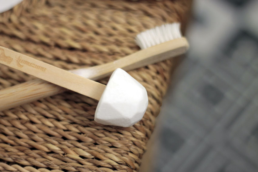 brosse a dent bambou dentifrice solide zéro déchet
