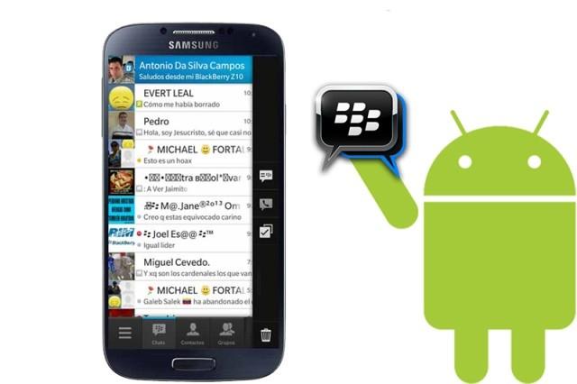 Trik Tersembunyi BBM Android Terbaru