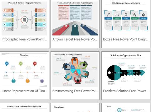 Situs Terbaik Download Template Powerpoint Gratis