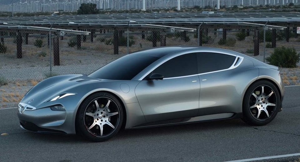 Fisker's EMotion electric luxury sedan promises 645 km of range