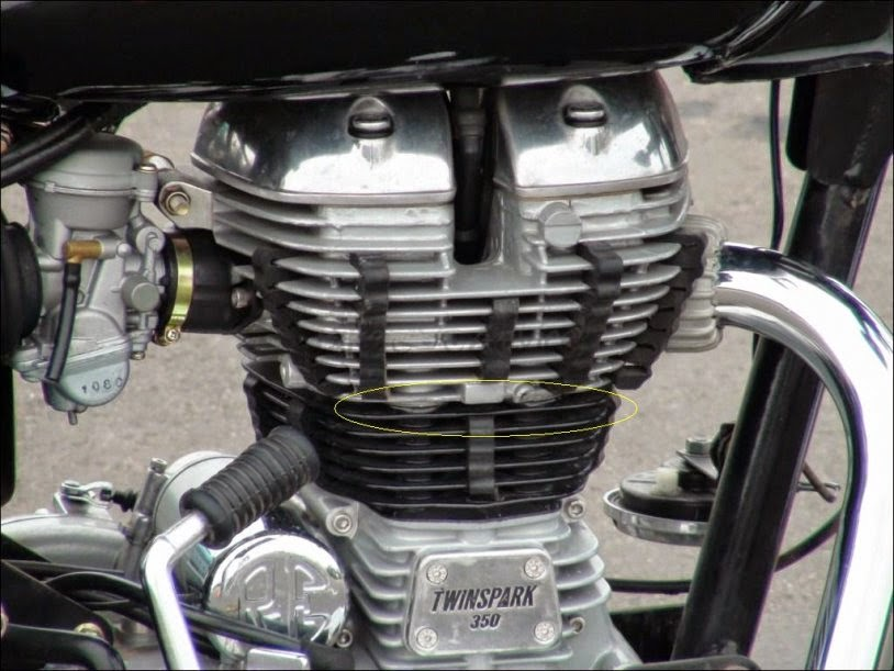 Royal Enfield Repair March 2015
