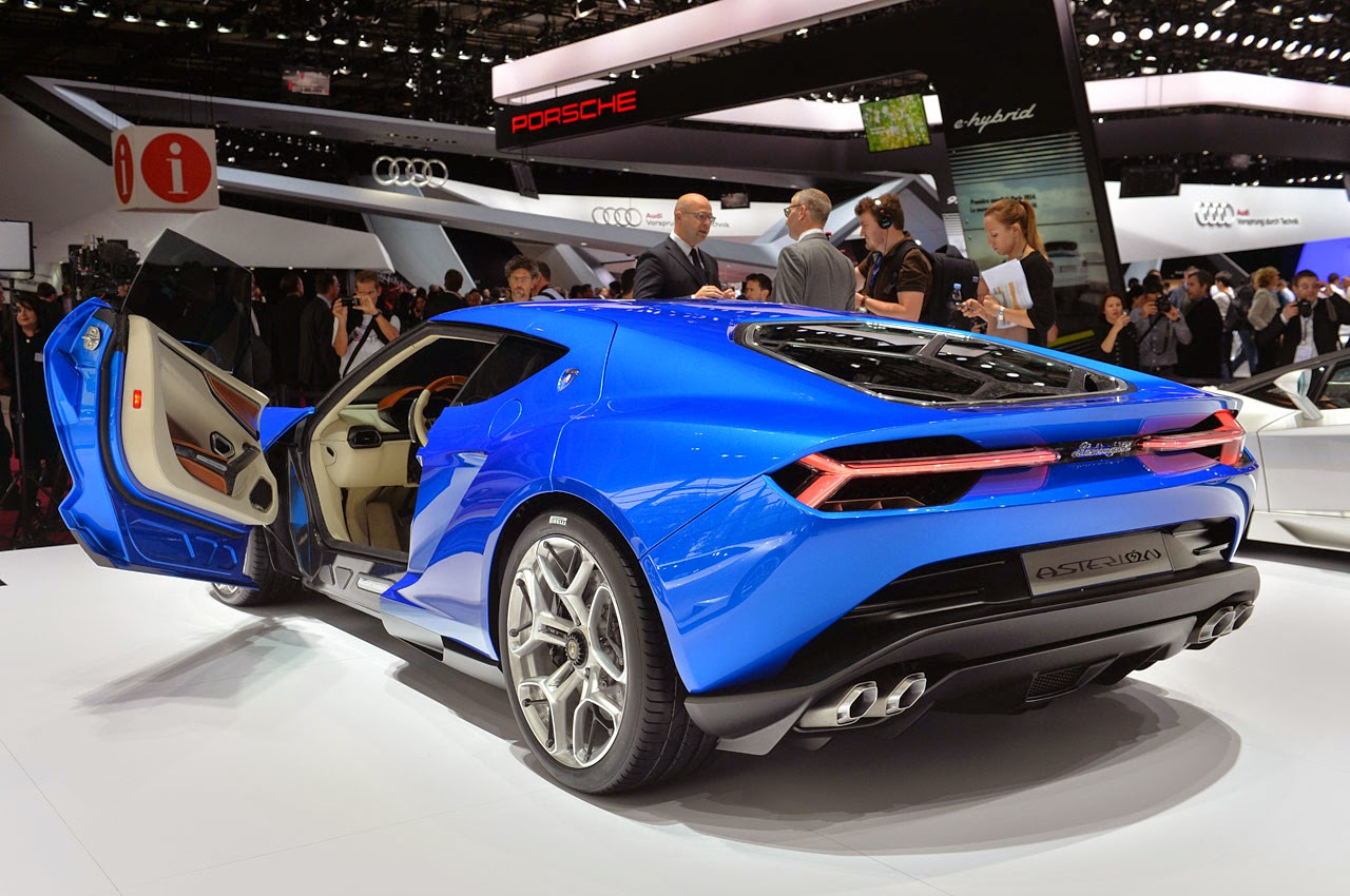 Automotiveblogz Lamborghini Asterion Lpi 910 4 Paris 2014 Photos